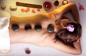 corso massaggio stone legno