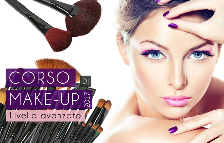 corso avanzato di make up