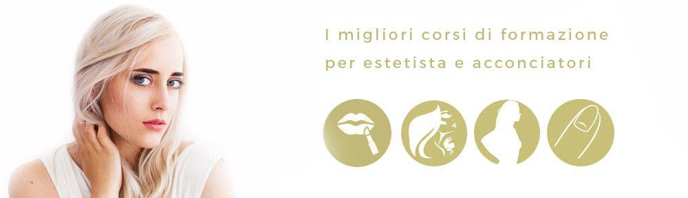 Corsi di estetica Bari e Puglia